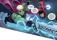 Theodore Altman (Earth-616) and William Kaplan (Earth-616) from King in Black Wiccan and Hulkling Vol 1 1 001