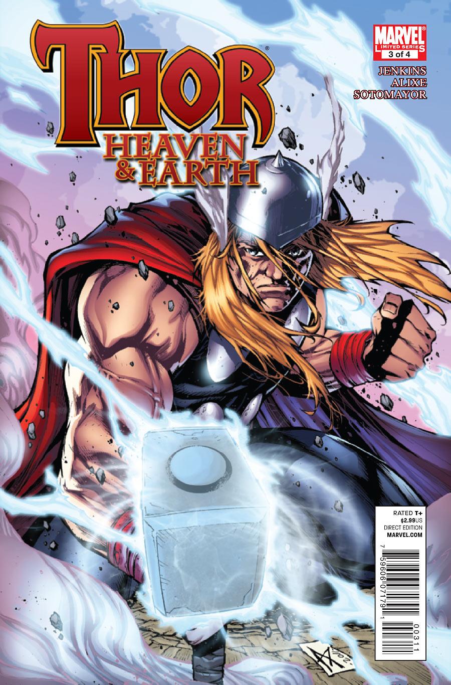 Thor: Heaven & Earth Vol 1 3