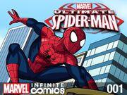 Ultimate Spider-Man Infinite Comic Vol 1 1