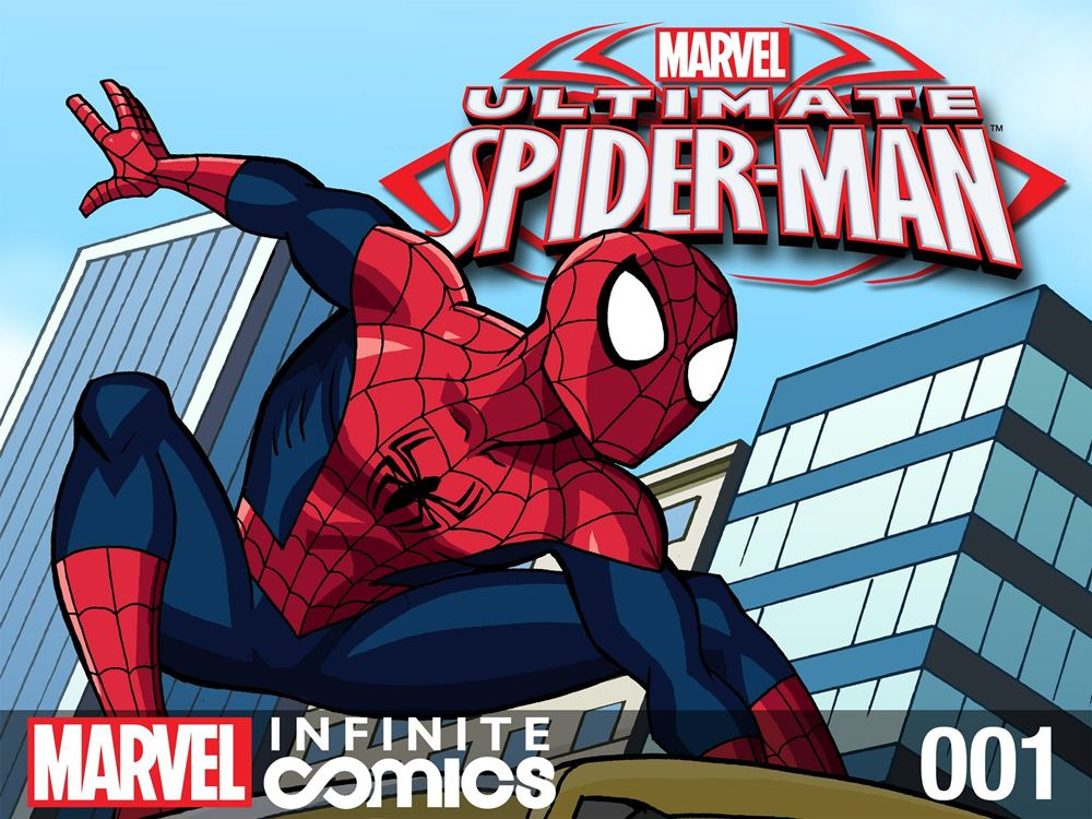 Ultimate Spider-Man Infinite Comic Vol 1 1