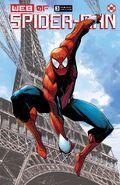 W.E.B. of Spider-Man Vol 1 3 Sandoval Variant
