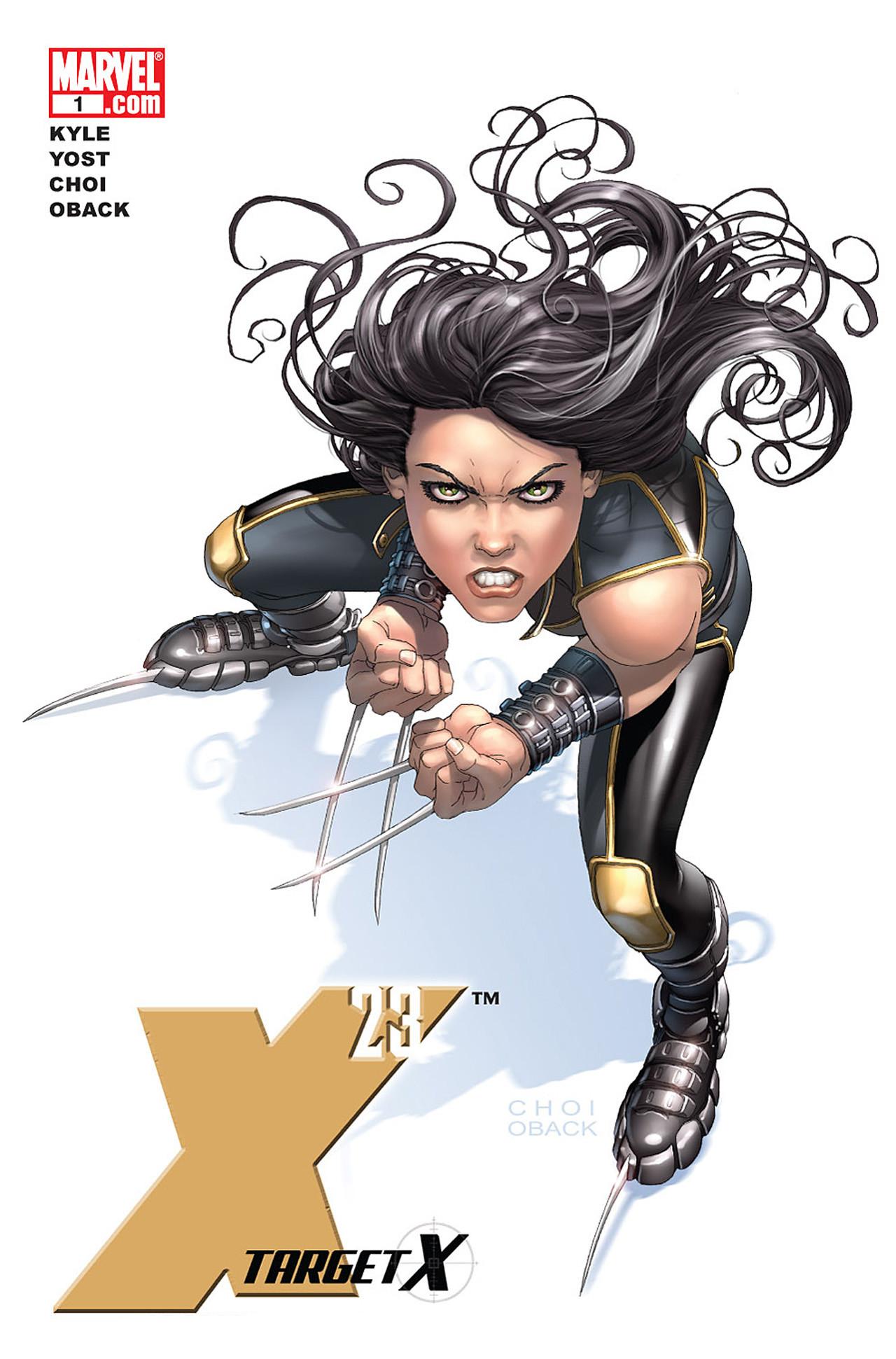 X-23: Target X Vol 1 1