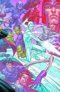 X-Men First Class Finals Vol 1 4 Textless