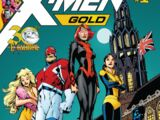 X-Men: Gold Annual Vol 1 1