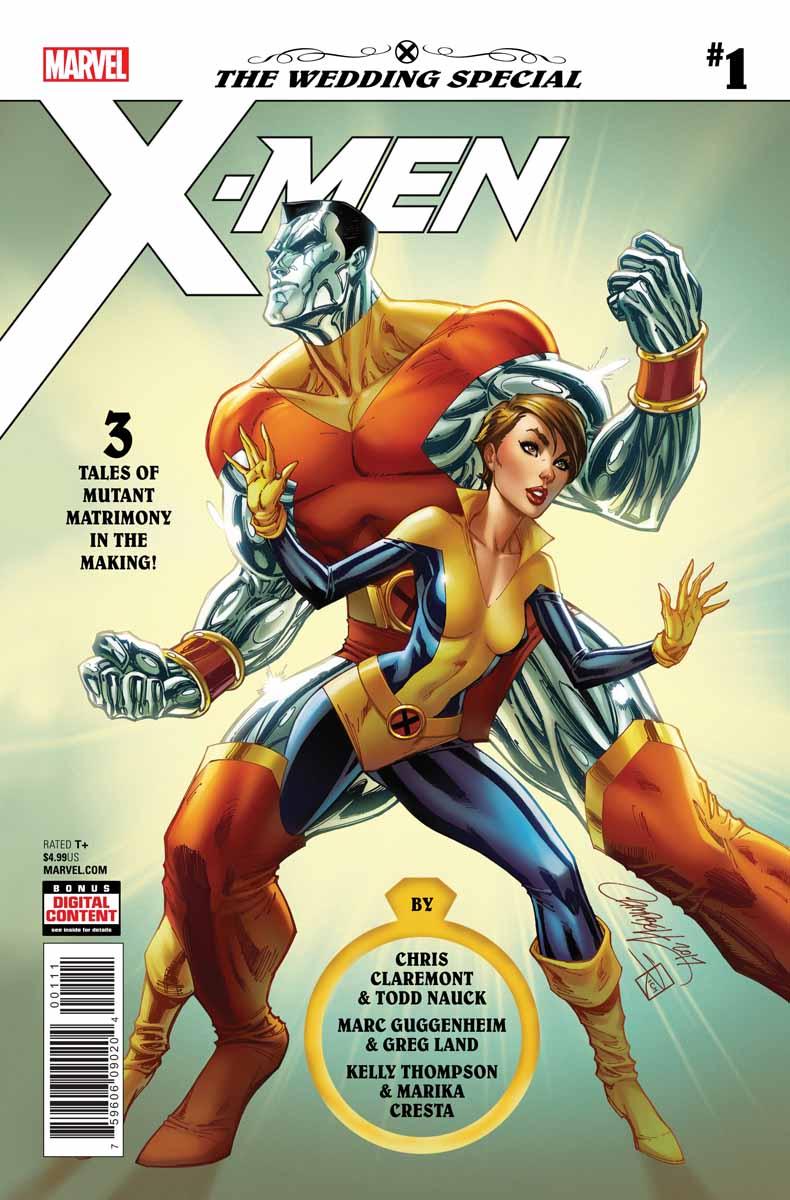 X-Men: The Wedding Special Vol 1 1