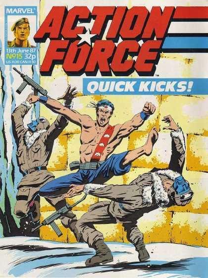 Action Force Vol 1 15