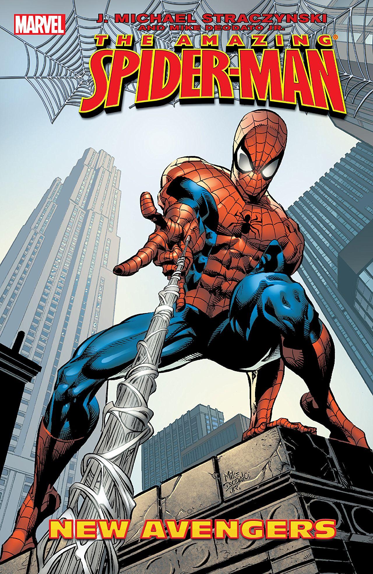 Amazing Spider-Man TPB Vol 1 10: New Avengers