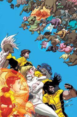 Astonishing X-Men Xenogenesis Vol 1 5 Textless.jpg
