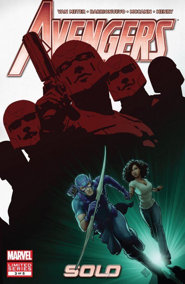 Avengers: Solo Vol 1 3