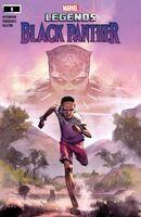 Black Panther Legends Vol 1 1