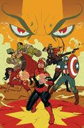 Captain Marvel Vol 7 13 Textless