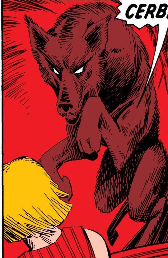 Cerberus (O.Z. Chase) (Earth-616)