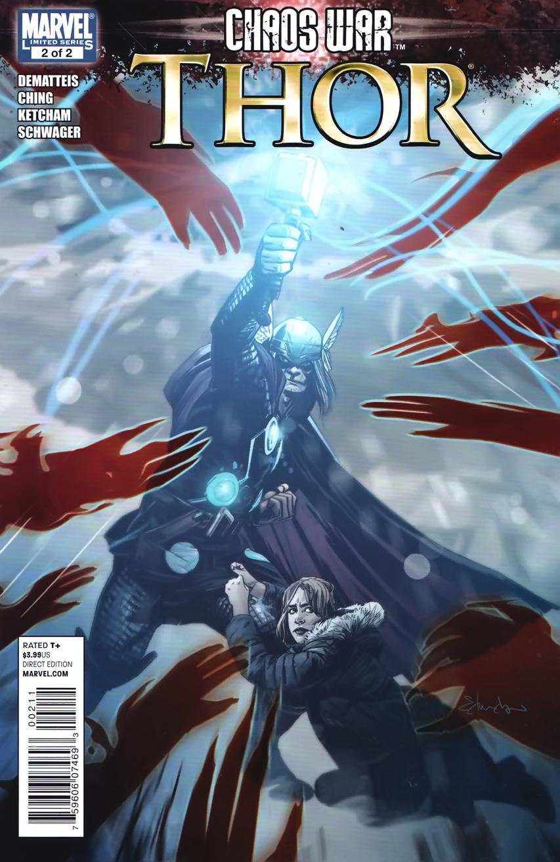 Chaos War: Thor Vol 1 2
