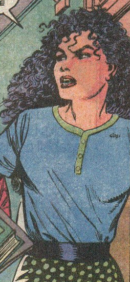 Cheryl Colon (Earth-616)