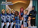 Corsairs Squad (Earth-616)