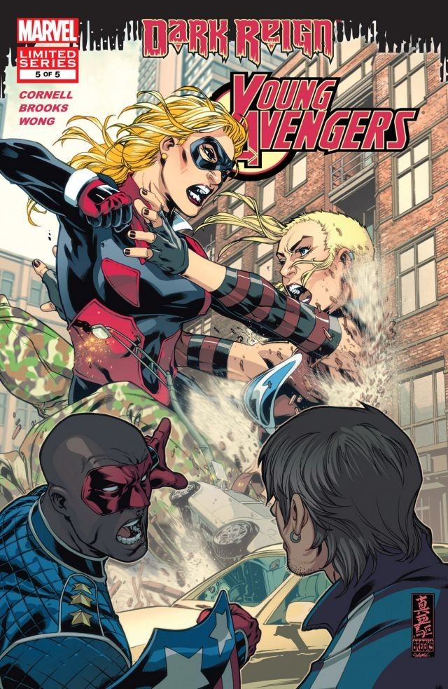 Dark Reign: Young Avengers Vol 1 5