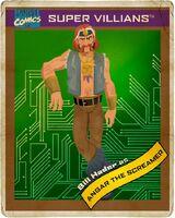 David Angar (Earth-1226) Trading Card