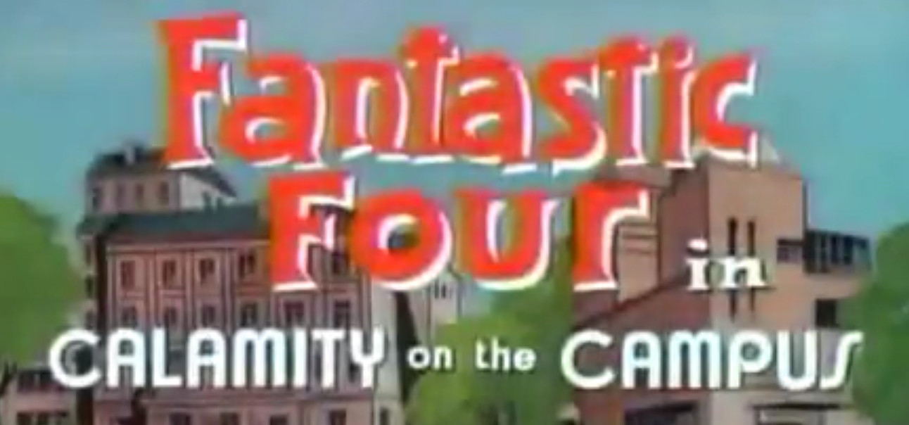 Fantastic Four (1978 animated series) Season 1 9