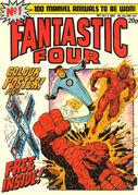 Fantastic Four (UK) Vol 1 1