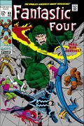 Fantastic Four Vol 1 83