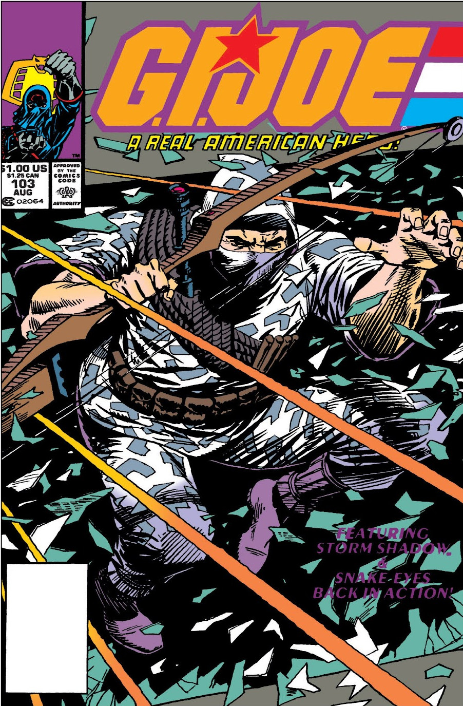 G.I. Joe: A Real American Hero Vol 1 103