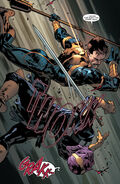 Ian Rogers (Earth-616) vs. Helmut Zemo (Earth-616) from All-New Captain America Vol 1 5 001
