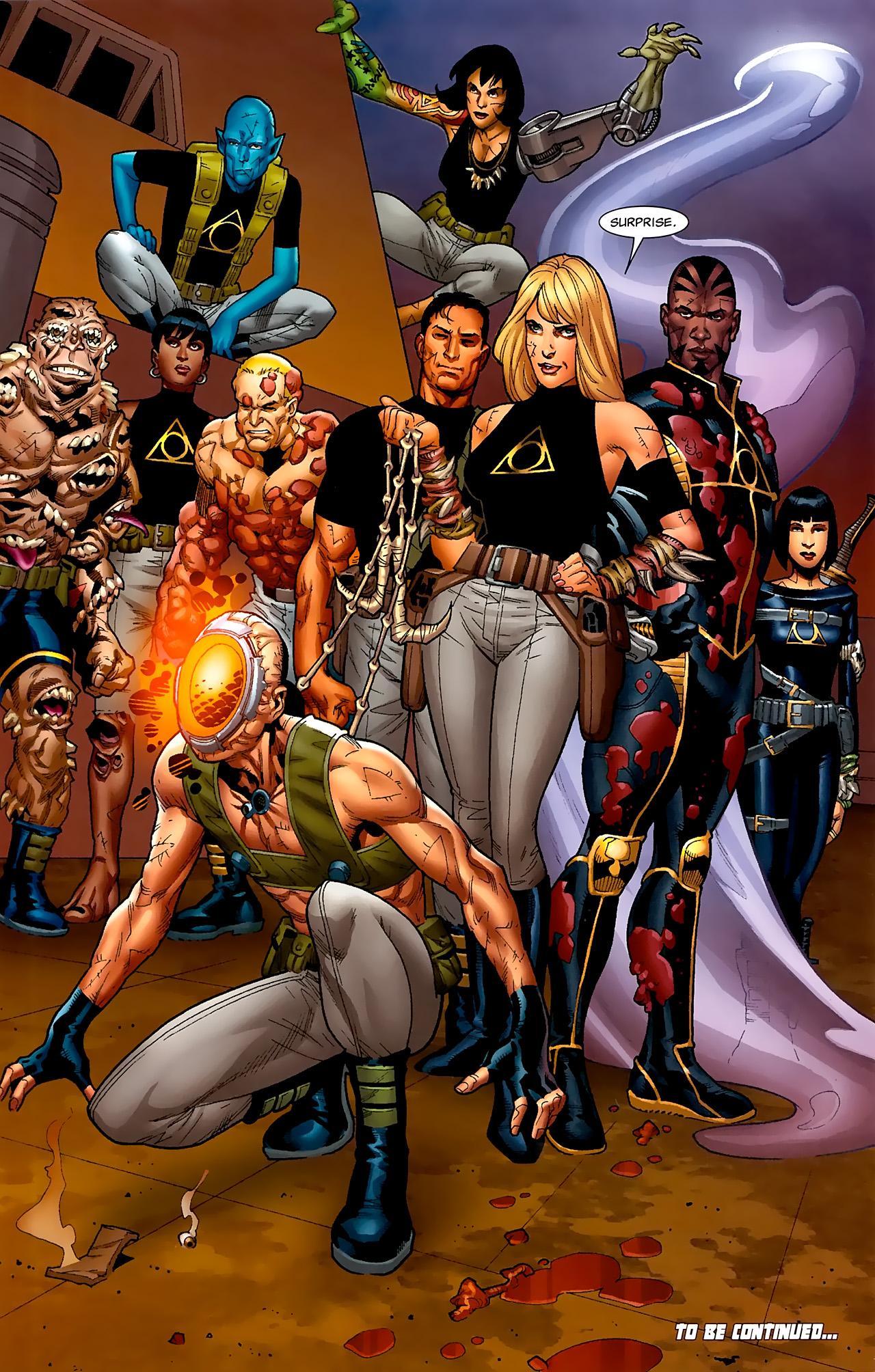 Inferno Babies (Earth-616)