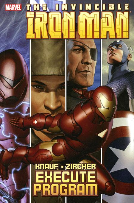 Iron Man: Execute Program TPB Vol 1 1