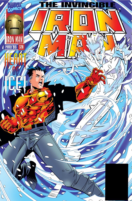 Iron Man Vol 1 328