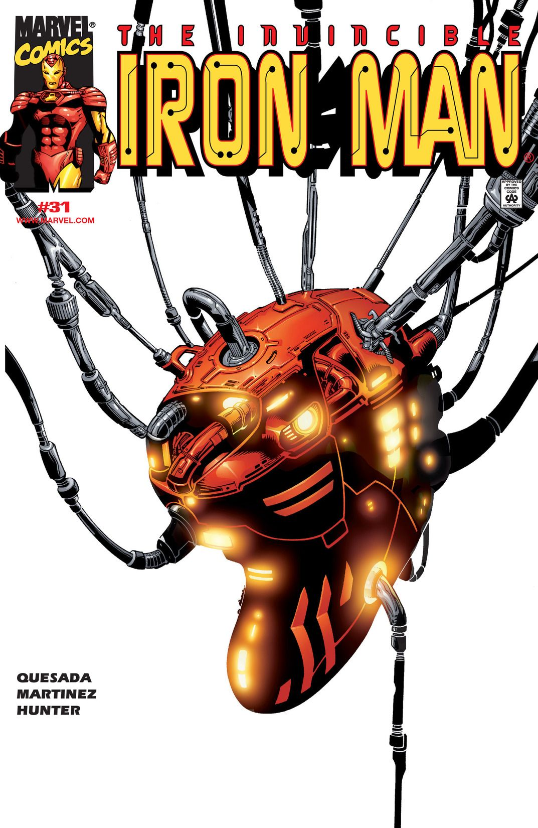 Iron Man Vol 3 31