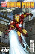 Iron Man in Remote Possibilities Vol 1 1
