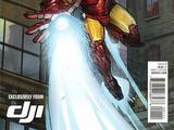Iron Man Presented by DJI Vol 1