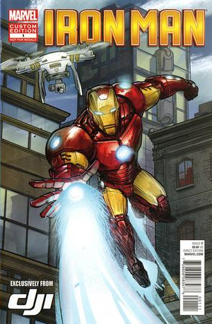 Iron Man Presented by DJI Vol 1