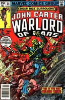 John Carter Warlord of Mars Vol 1 14