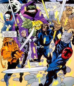 Knights of Wundagore (Earth-616) from Quicksilver Vol 1 1 001.jpg