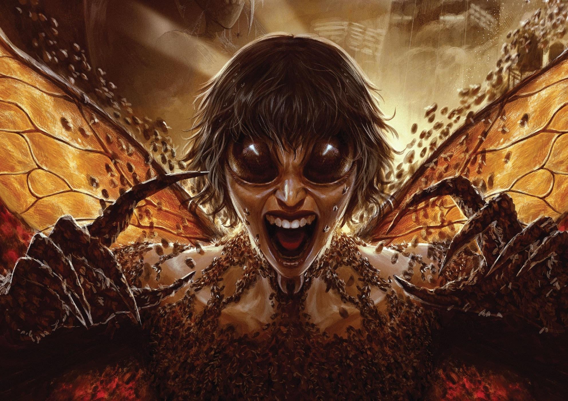 Madame Swarm (Sturm) (Earth-90214)