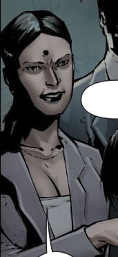 Madhavi Mishra (Earth-616)