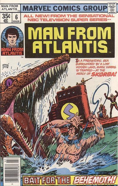 Man from Atlantis Vol 1 6