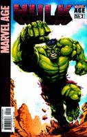 Marvel Age Hulk Vol 1 2