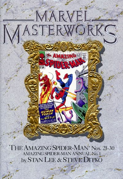 Marvel Masterworks: Amazing Spider-Man Vol 1 3