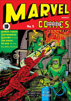 Marvel Mystery Comics Vol 1 5