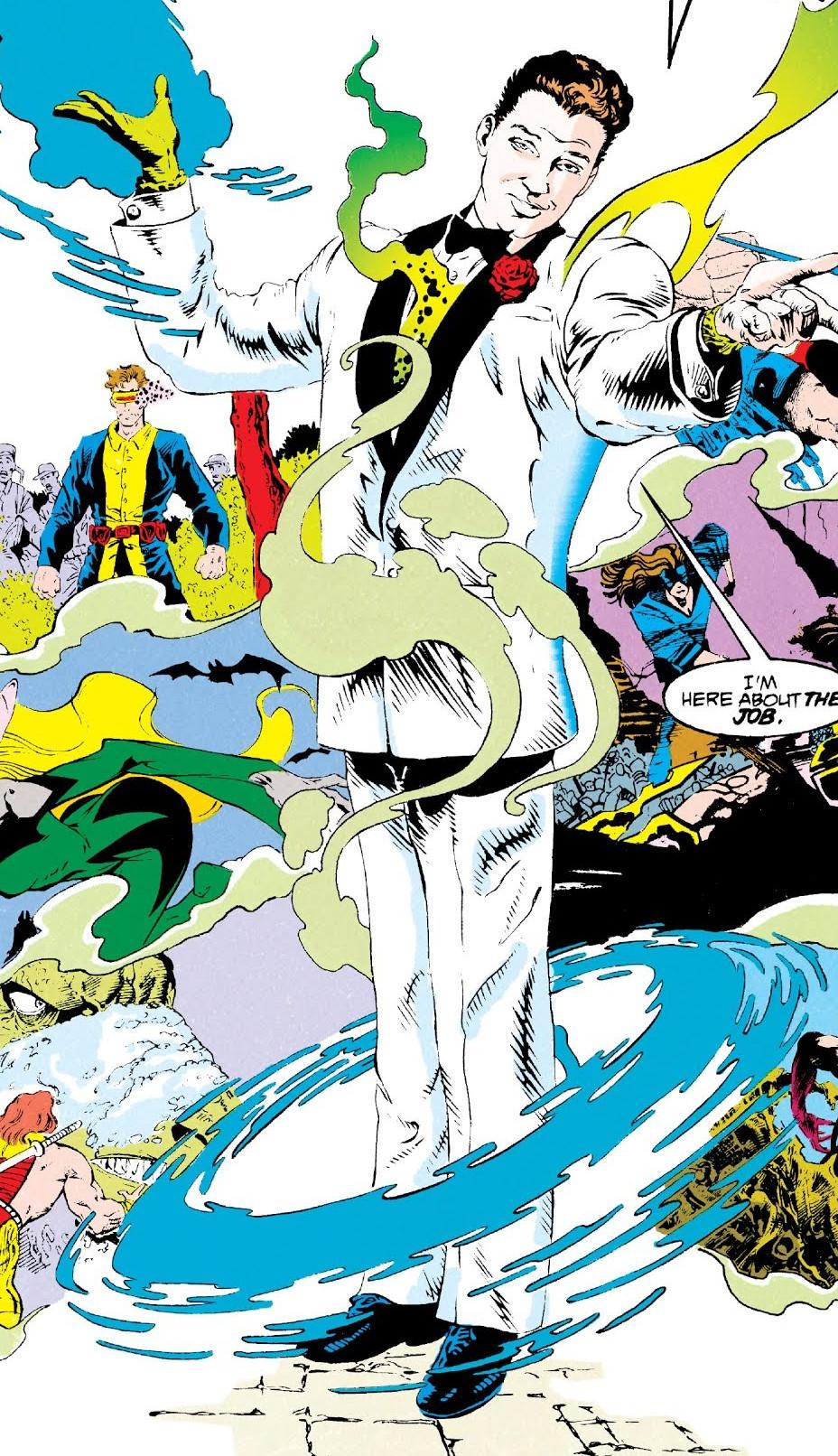 Michael Russo (Earth-616)