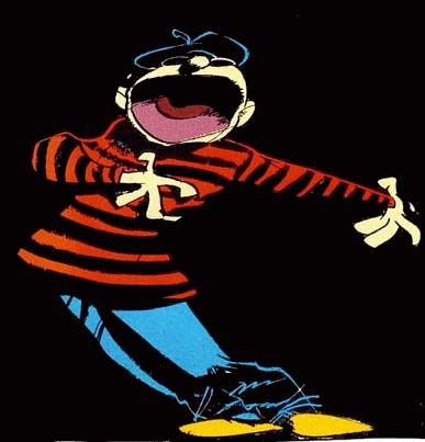 Mister Bongo (Earth-928)