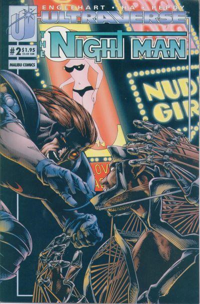 Night Man Vol 1 2
