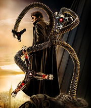 Otto Octavius (Earth-96283) from Spider-Man 2 (film) Poster 001.png