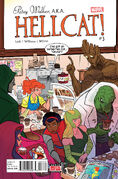 Patsy Walker, A.K.A. Hellcat! Vol 1 3