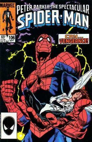 Peter Parker, The Spectacular Spider-Man Vol 1 106.jpg