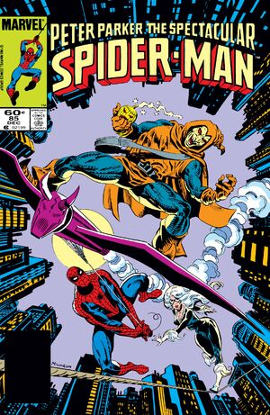 Peter Parker, The Spectacular Spider-Man Vol 1 85.jpg
