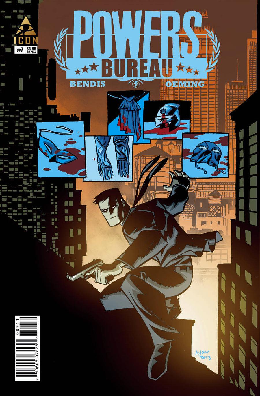 Powers: Bureau Vol 1 7