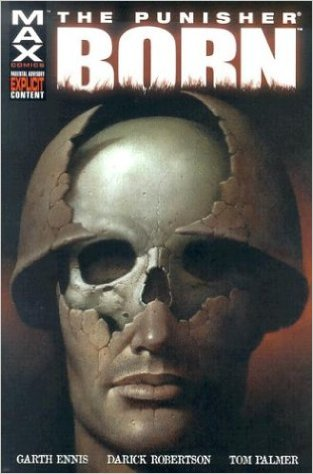 Punisher: Born TPB Vol 1